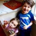 kids with MiMi's bars