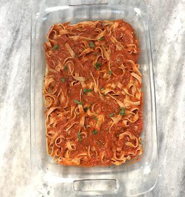 Better than spaghetti sauce