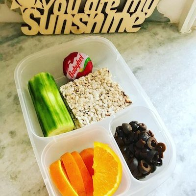 thinking outside of the lunchbox (ideas!)